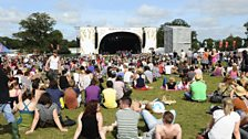 Electric Picnic 2012 - The Stage