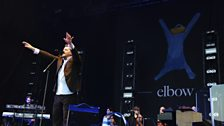 Electric Picnic 2012 - Elbow