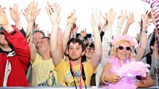 Electric Picnic 2012 -  Hands Up!