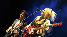 Electric Picnic 2012 -  The Wonder Villains