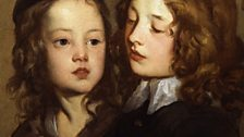 Peter Lely (1618-80) - Two Children Singing