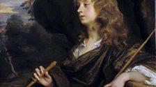 Peter Lely (1618-80) - Boy as a Shepherd