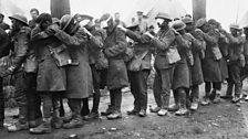 The First World War - British troops