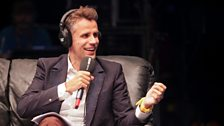 Octoberfest 2012: Richard Bacon