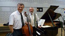 Raphael Wallfisch and John York, 11.10.12