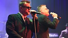 Madness in concert