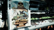 Action Bronson Burger Van