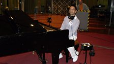 Vijay Iyer In Session At Maida Vale