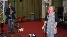 Norma Winstone Trio In Session At Maida Vale