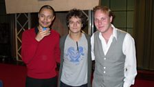 Jamie Cullum and José James At Maida Vale