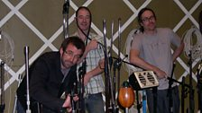 The Neil Cowley Trio In Session At Maida Vale