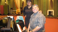 Dee Dee Bridgewater In Session At Maida Vale