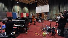 Terence Blanchard In Session At Maida Vale