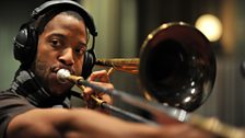Trombone Shorty In Session At Maida Vale