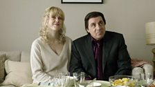 Marian Saastad Ottesen as Sigrid Haugli with Steven Van Zandt as Frank Tagliani