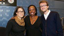 Nadine Mortimer-Smith & Tomasz Lis, 16 October 2012