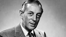 Alistair Cooke at the BBC, 1955