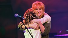 Kate Rusby and Eddi Reader