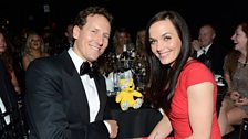Strictly's Brendan Cole and his dance partner, Olympic gold medallist Victoria Pendleton