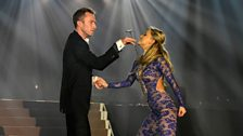 Strictly's James and Ola Jordan