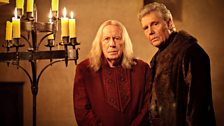 Gaius and King Rodor