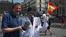 Misha Glenny in Madrid