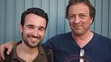 Igor Perez Tostado and Misha Glenny