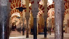 The Mezquita Cathedral in Cordoba