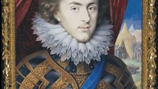 Henry, Prince of Wales by Isaac Oliver, c. 1610-12