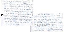 Attenborough updates his boss, part 2