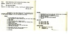 Film equipment list