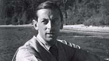 At Lake Clear, NY in 1942