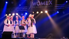 World Routes at Womex 2012