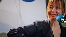 Suzanne Vega at Maida Vale Studios