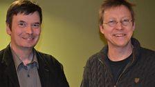 Ian Rankin and Simon Mayo