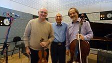 Rosamunde Trio, 7.11.12