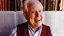 Elliott Carter in 2000