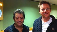 Simon and composer Jeff Wayne