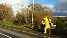 Pudsey waits for Darren