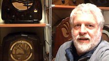 Here I am in my shop listening to your show - the radio behind me is 80 years old this year and still going strong!