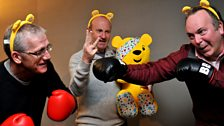 CiN Knockout Quiz  - Jamie v Richard