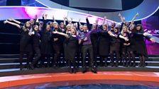 Choir of the Year 2012 Winners Les Sirenes