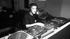 Benji in the NY studio