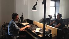 Braille in the studio