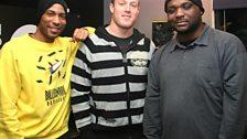 NFL player Tim Shaw - 5 Feb 2011