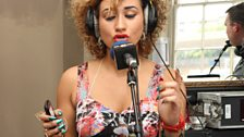 """Cleo Sol performs """"High"""""""