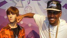 Best buddies Bieber and Sean