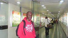 We in Kenya!