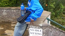 No idle sitting