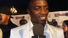 Akon... finally!